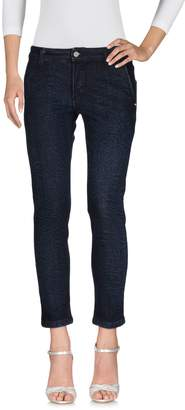 Entre Amis Denim pants - Item 42556888FG