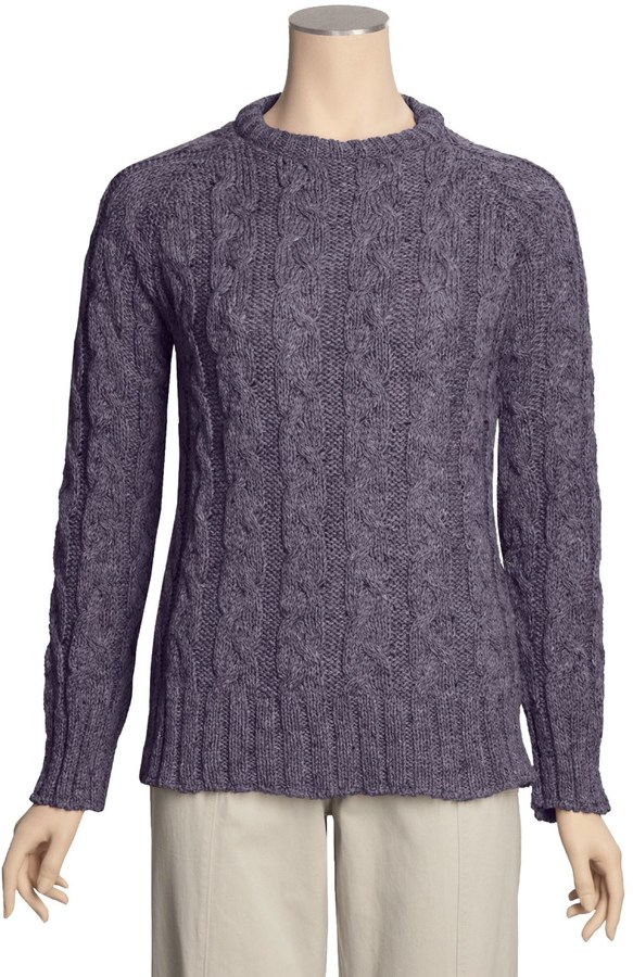 J.G. Glover & CO. Peregrine by J.G. Glover Merino Wool Sweater (For Women)