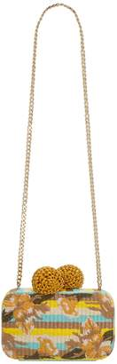 Sam Edelman Millie Straw Mini Shoulder Bag