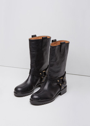 Marc Jacobs Motorcycle Boot $1,475 thestylecure.com