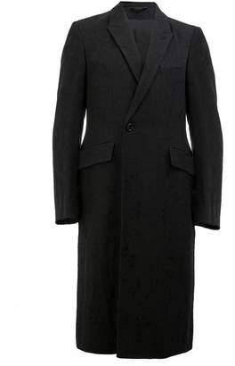 Ann Demeulemeester long blazer coat