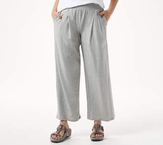 Anybody AnyBody Loungewear Cozy Knit Petite Relaxed Pants