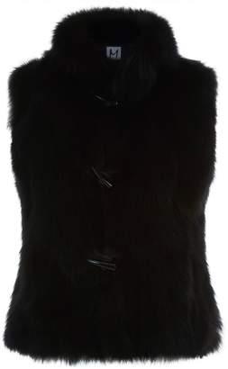 M. Miller Fox Fur Gilet
