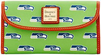 Dooney & Bourke Seattle Seahawks Clutch