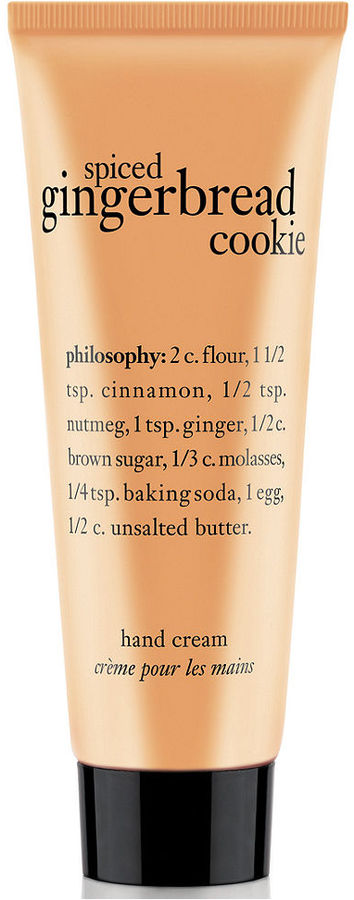 philosophy Spiced Gingerbread Cookie Hand Cream, 1 Oz
