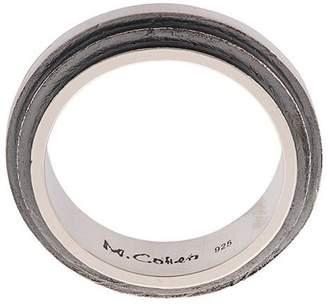 M. Cohen Equinox ring