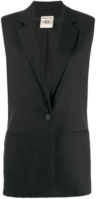 Semi-Couture Semicouture tailored waistcoat