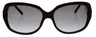Burberry Square Gradient Sunglasses