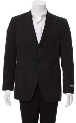 Dolce & Gabbana Virgin Wool Blazer w/ Tags