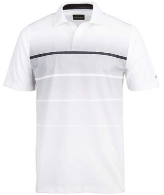 Greg Norman for Tasso Elba Men's Woven Perforated Polo, Created for Macy's