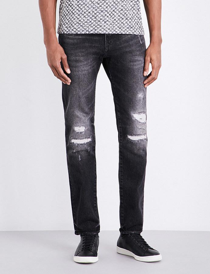 Paul SmithPs By Paul Smith Standard-fit slim jeans