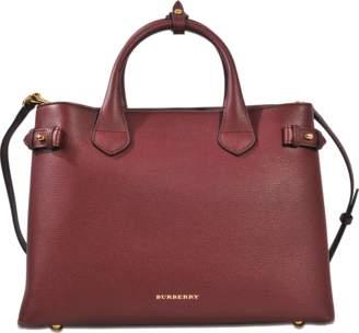 Burberry Medium Banner bag $1,595 thestylecure.com