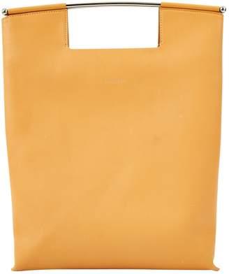 DELPOZO Leather tote