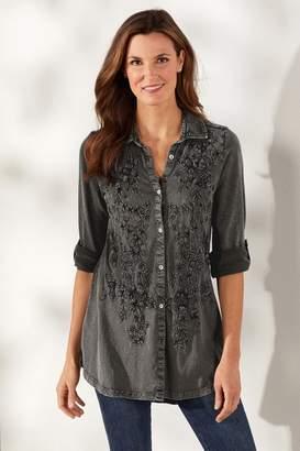 Soft Surroundings Gemma Shirt