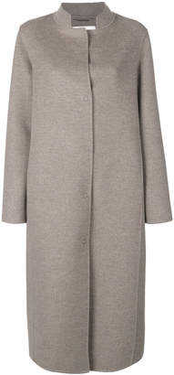 Manzoni 24 cashmere button coat