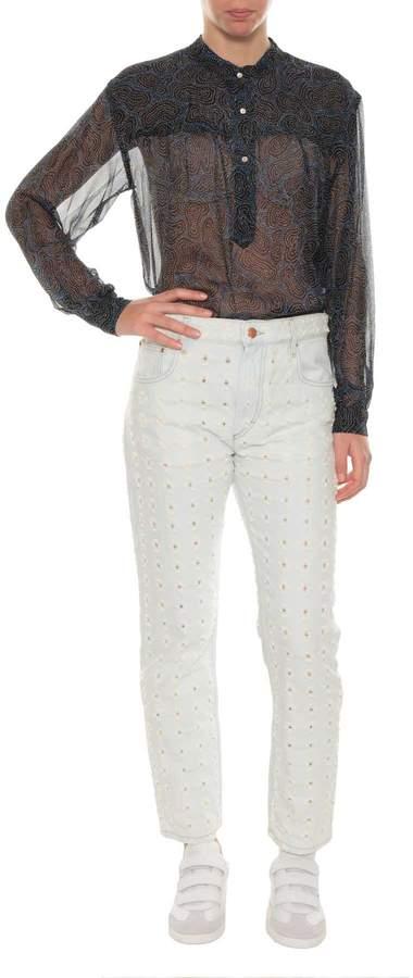Etoile Isabel Marant 'emana' Printed Shirt