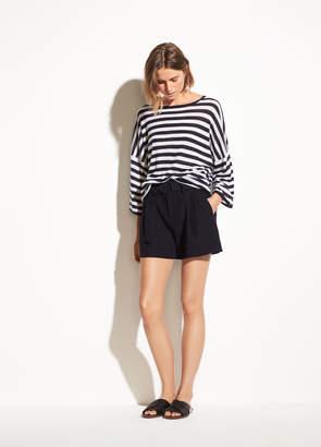 Striped Boxy Short Sleeve
