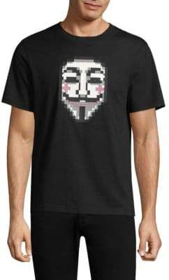 Mostly Heard Rarely Seen Anonymous Tee