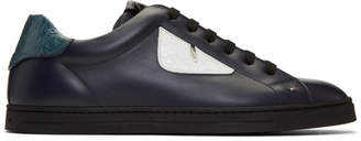 Fendi Indigo Bag Bugs Sneakers