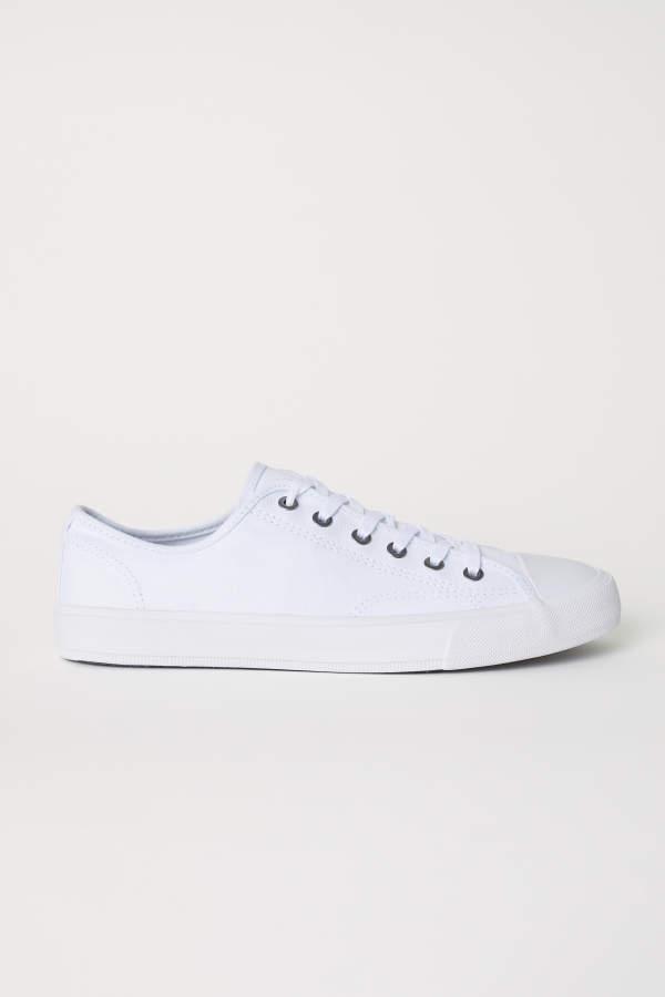 H&M Canvas Shoes