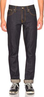Nudie Jeans Grim Tim in Dry Selvedge | FWRD