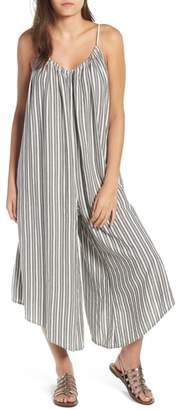 Billabong Del Sur Stripe Jumpsuit