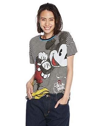 Desigual Women's TS_Way You are