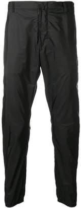 Prada elasticated cuff trousers