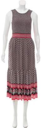 Ulla Johnson Printed Maxi Dress