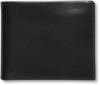 Perry Ellis Portfolio Men's Premium Leather Sutton Bifold Wallet