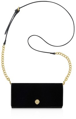 Anne Klein Wallet With Chain Strap Crossbody $58 thestylecure.com