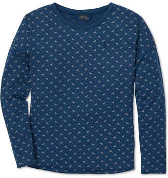 5f96aef96 Girls Long Sleeve Polo Shirts - ShopStyle