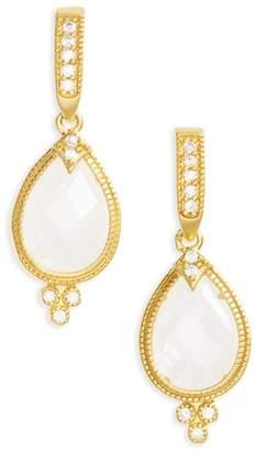 Freida Rothman Audrey Teardrop Earrings