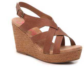 Jellypop Springs Wedge Sandal