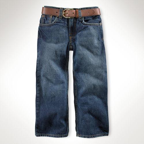Bedford Straight-Leg Jean