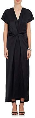 Zero Maria Cornejo Women's Sana Pleated Gown