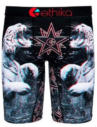 Ethika The Staple Fit Men's Russians 3D Boxer Brief L