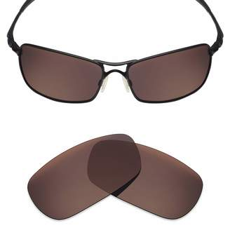 264ff7d6d2ee4 Oakley Mryok Polarized Replacement Lenses for Crosshair 2.0 - Bronze Brown