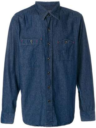 Engineered Garments denim shirt