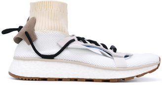 Adidas Originals By Alexander Wang Run sock sneakers $237.94 thestylecure.com