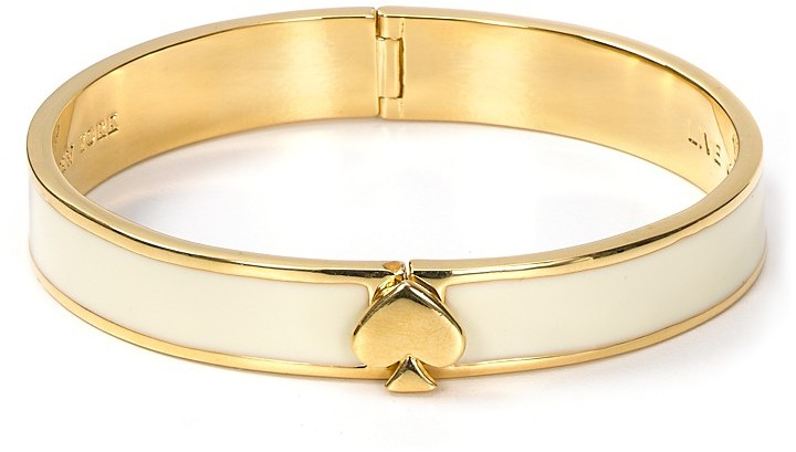 Kate Spade Spade Hinge Bangle