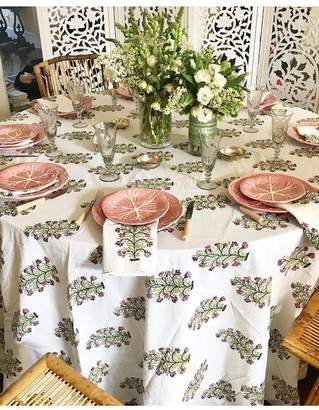 India Amory New - Fig Dinner Napkins - Set Of 4