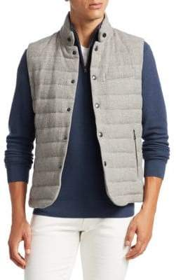 Ralph Lauren Purple Label Whitwell Vest