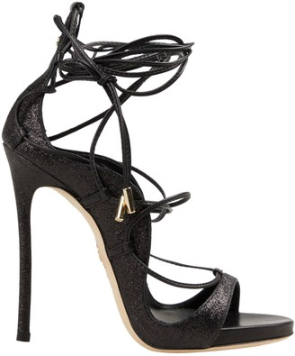8995fcf122 DSQUARED2 Leather Lined Women's Sandals - ShopStyle
