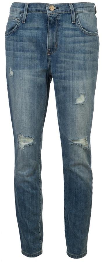 Current/Elliott Slouchy stiletto jean