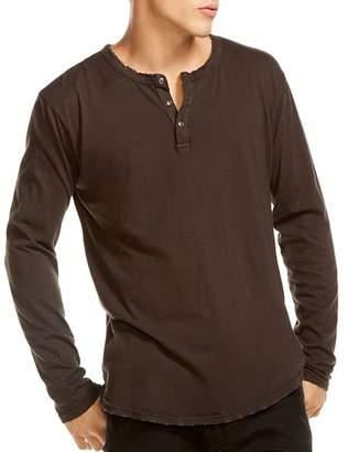 Chaser Long-Sleeve Henley Shirt
