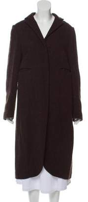 Marni Wool Long Coat