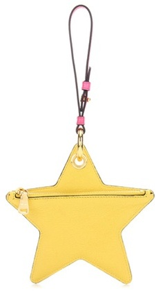 Miu Miu Miu Miu Leather handbag charm