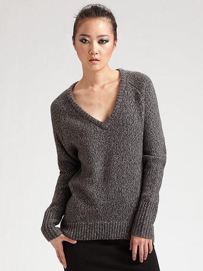 T by Alexander Wang Grandpa Sweater