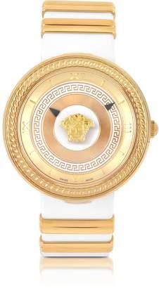 Versace V Metal Icon Golden Women's Watch